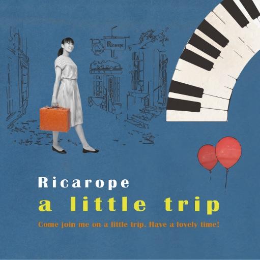 Ricarope 6年ぶりアルバム発売でレコ発ワンマン開催