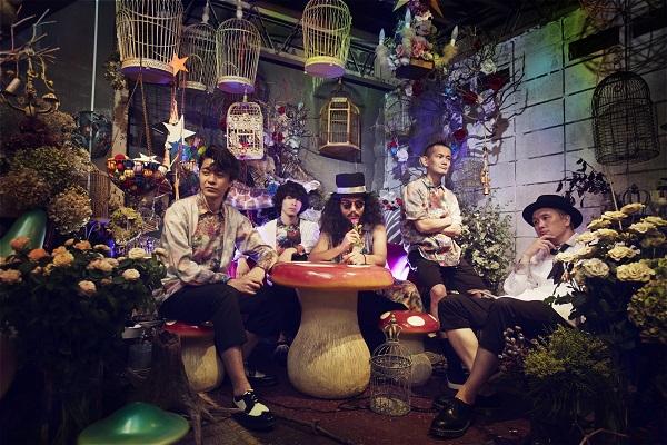 BimBomBam楽団 アルバム『ナミウサギ』発売&ツアー開催、ファンクラブも発足