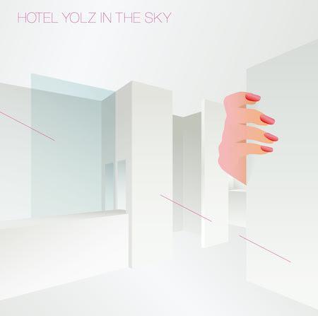 異形のダンス・ミュージック YOLZ IN THE SKYが新作『HOTEL』発表