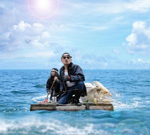 フィッシュロックバンド・漁港、クリス鱒に向けて新シングル『鱒』を放流