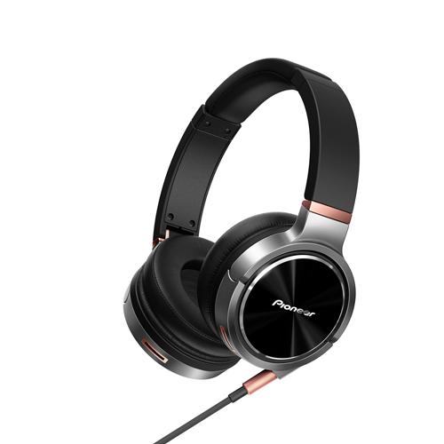 パイオニアがバランス接続可能なハイレゾ対応ヘッドフォンを発表