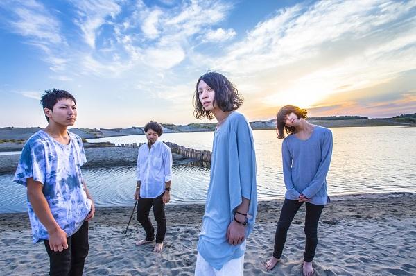 鳴ル銅鑼、待望の1stアルバム『極彩色』発売決定