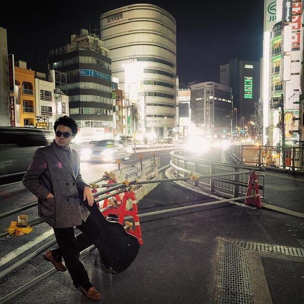 前野健太 初の短編小説「いびきが月に届くまで」発表