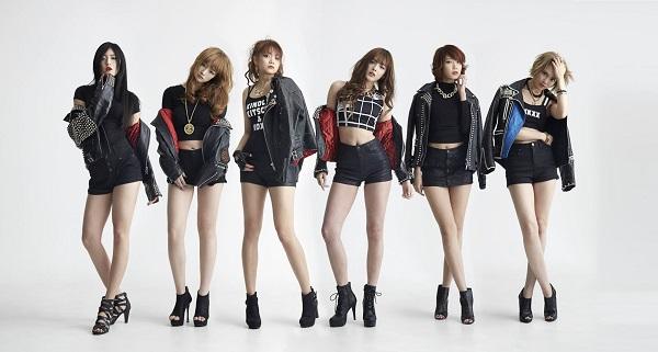 個性派揃いの6人組ガールズ・グループ「ROZE」2016年にデビュー