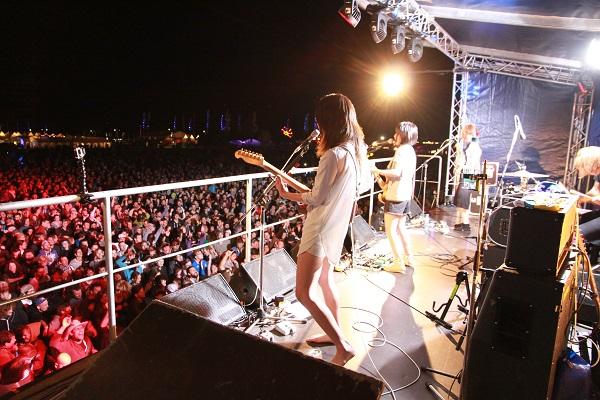 tricot、ヨーロッパで初のライヴハウス・ツアーを開催