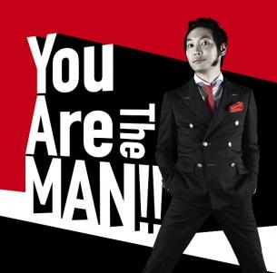 上杉周大 ソロ・ワンマンライヴ〈You Are The MAN!! Tour2016〉開催決定