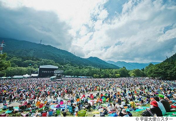 【20回目】〈FUJI ROCK FESTIVAL'16〉開催決定