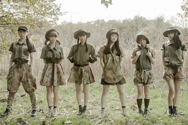 新春おみくじ付き! BiSH、新曲「BUDOKANかもしくはTAMANEGI」を無料配信