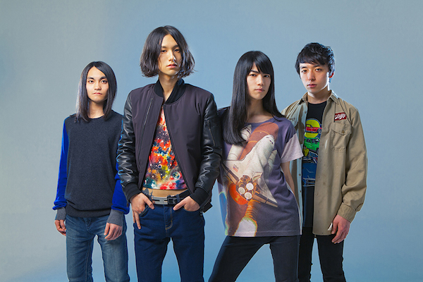 クウチュウ戦、東京&大阪でレコ発ワンマン 鬼才・加藤マニ監督による「光線」MVも公開