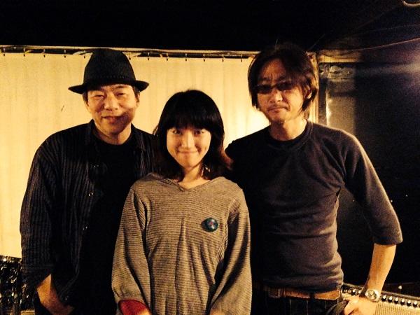 PIKA×勝井祐二×大友良英 セッション・アルバム『SUN ・RA ・NEW』発売、リリース・イベントも
