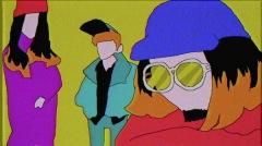 Tempalay、イラストアニメーションで表現した「Oh.My.God!!」MV公開