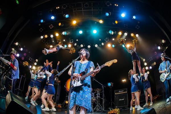 藤岡みなみ&ザ・モローンズ、渋谷クアトロワンマン決定&初DVD発売