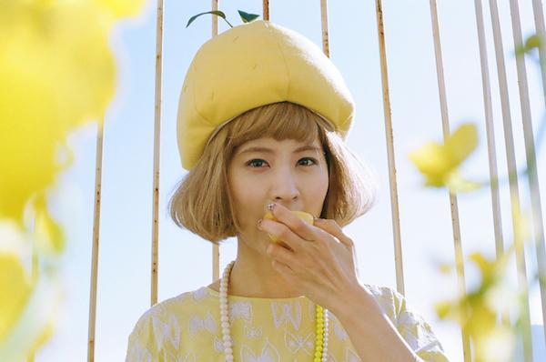 YeYe、新シングル『ate a lemon』発表 ケンモチヒデフミによるリミックス曲も収録