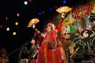 白崎映美&東北6県ろ~るショー!! DVD「実録!!夏のぜんぶのせフェスティバル -渋谷 2015-」を発売
