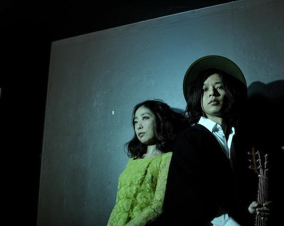 """アコースティック・デュオ""""サンタラ"""" 夜や月をテーマに新作制作 中原中也の詩を楽曲化"""