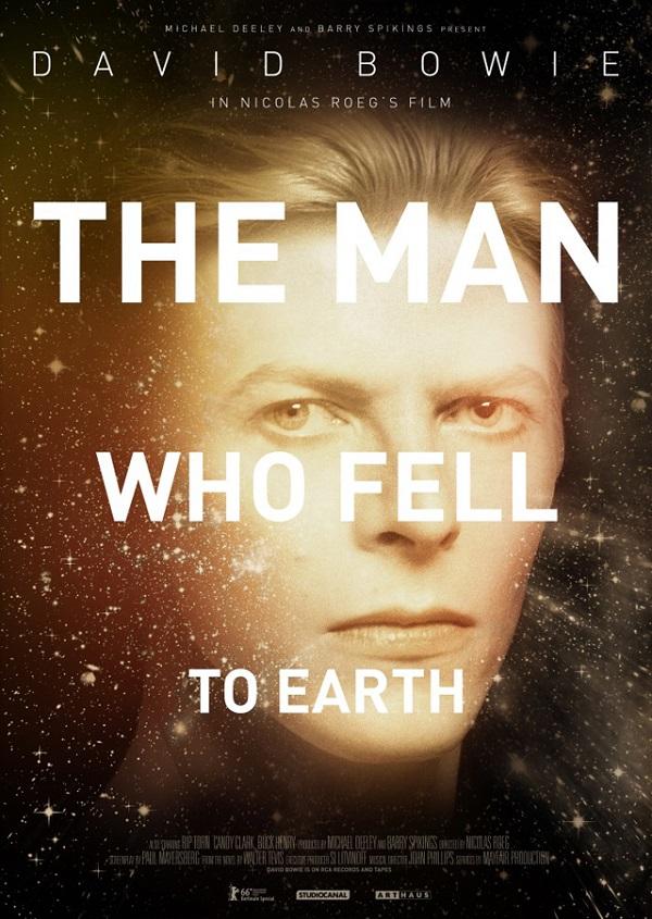 デヴィッド・ボウイ『地球に落ちて来た男』爆音上映全国5ヶ所で開催