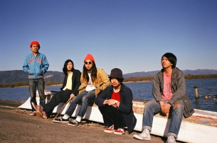 never young beach、2ndアルバム『fam fam』発売決定! 初のワンマン・ライヴも開催