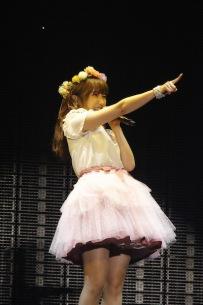 内田彩、ロック&EDMをコンセプトにTDC HALLで1日2公演ライヴ