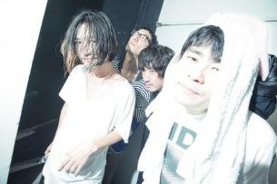 髭、5月7月連続シングルのジャケット写真公開&UNIT公演のゲスト・バンドを発表