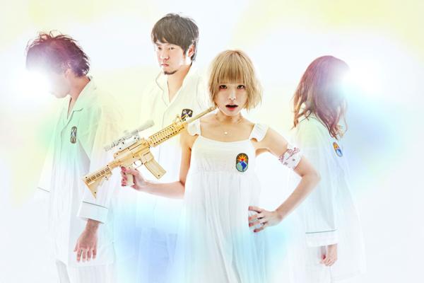 コウテカ2、the End、空中メトロ出演!! こどもの日に〈腹痛が痛い〉Vol.3開催
