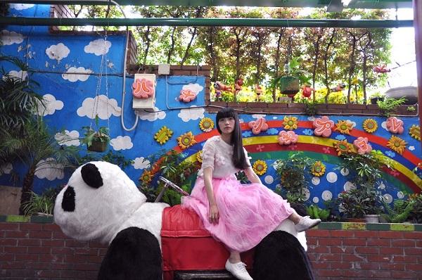 杏窪彌の代表曲がついに音源化 ミニ・アルバム『ジャイアントパンダにのってみたい』発売