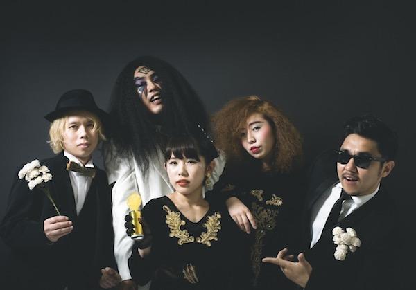 住所不定無職、撃鉄メンバーら所属のMagic, Drums & Loveが初アルバム『Love De Lux』発売