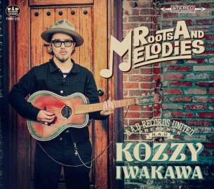 KOZZY IWAKAWA、アンプラグドなソロ最新作『ROOTS AND MELODIES』配信開始