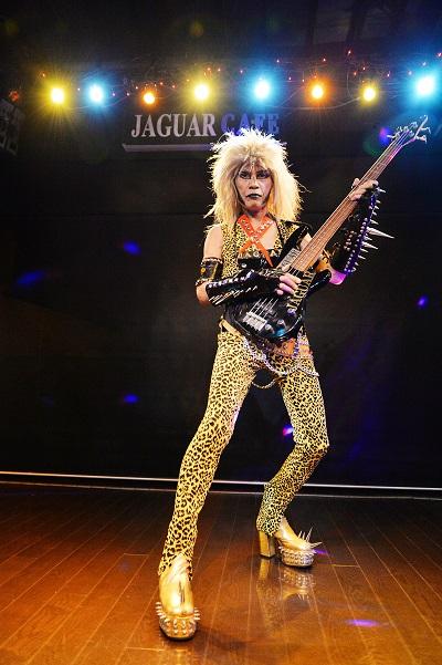 『月曜から夜ふかし』でも話題のJAGUAR(ジャガー)、ロックの日に横浜でトークショー開催!