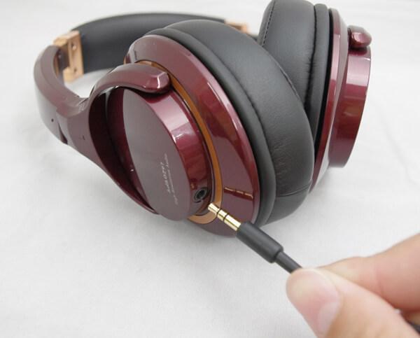 SATOLEX、リケーブル対応のヘッドホン〈DH297-A1DR〉を17日に発売