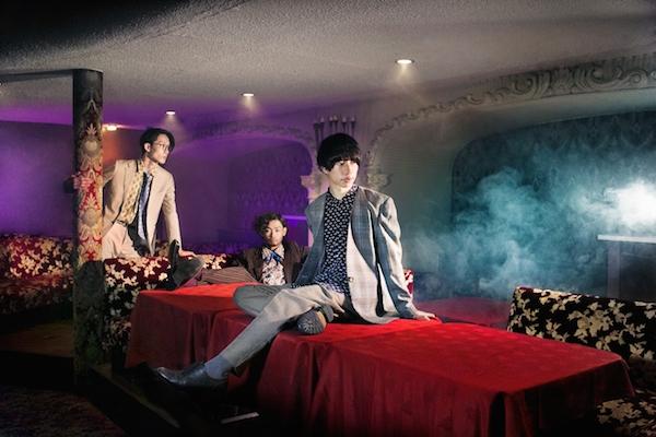 LUCKY TAPES、7月リリースの2ndよりリード曲「TONIGHT!」MVを公開