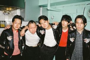 THE TOKYO、昭和のロックや歌謡曲の魅力まとった新作『陽気なステップ』リリース