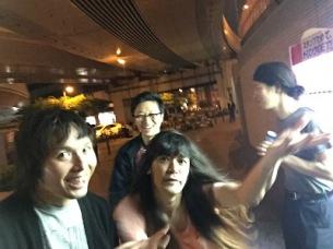 オシリペンペンズの石井モタコを中心とするバンド、手ノ内嫁蔵が初のコンセプト・アルバムを8月にリリース
