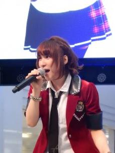【ライヴ・レポート】大島はるな、榊原ゆいら招きメジャー・デビュー記念イベント「ちょっと泣いてしまいました」