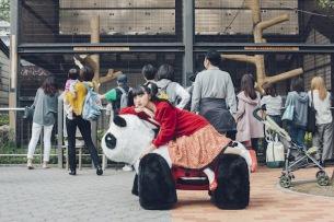 杏窪彌、テレ玉「HOTWAVE熱波」にてレギュラー・コーナー担当! 埼玉でパンダ探す