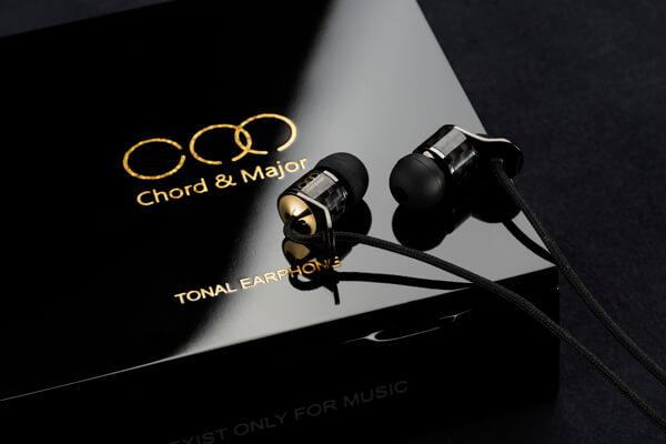 台湾のメーカー〈Chord & Major〉が高性能イヤホンを7月16日に発売