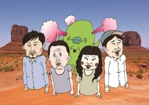 the coopeez 1年振り新曲発売、京都でWiennersと2マン&東京神戸でワンマン開催