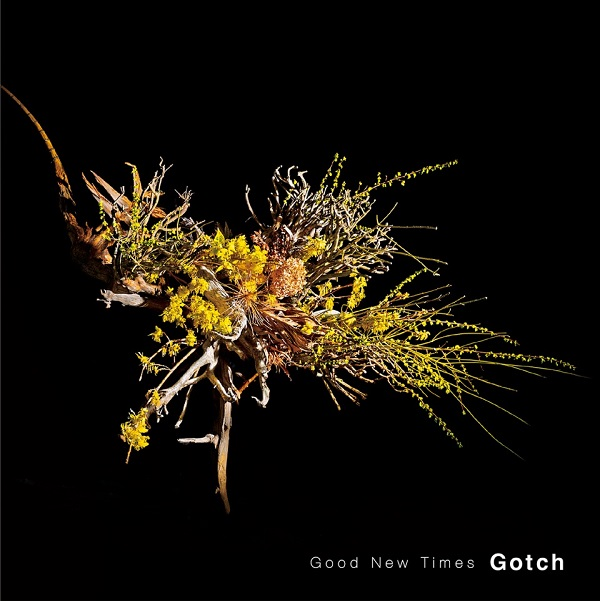 Gotch 2ndソロAL『Good New Times』CDでも発売開始、「The Sun Is Not Down」リリック・ビデオも公開