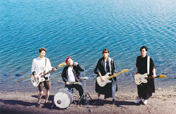 lovefilm、1stアルバム『lovefilm』96kHz/24bitハイレゾ配信決定