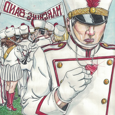 スウェーデンの天才ポップ職人デュオ、マーチング・バンドの4thアルバムが完成! 約3年ぶりとなる来日公演も