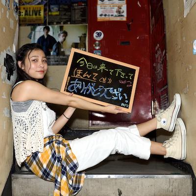 19歳の新世代歌姫、じぇにー。の独占ライヴ音源を配信開始