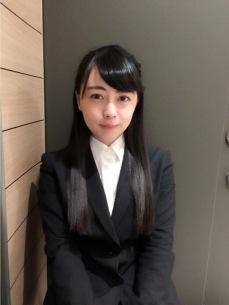 元ベルハー・宇佐美萌、内定をTwitterで報告