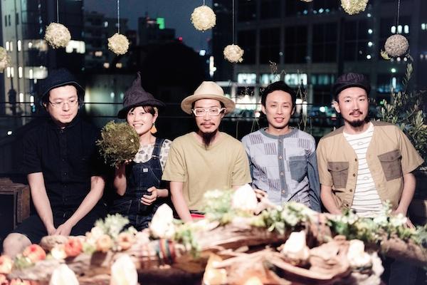 Senkawos、新アルバム『Fork』発売決定! リリース・パーティーにはLotus Landが出演