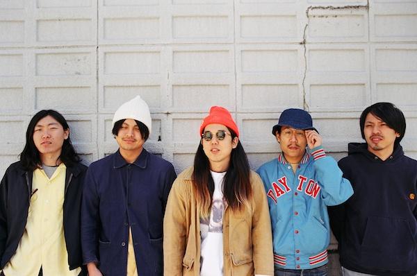 never young beach、新曲「夏のドキドキ」を7インチでリリース