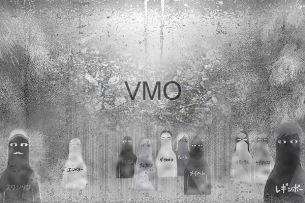 VMO、1stアルバム『Catastrophic Anonymous』発売決定