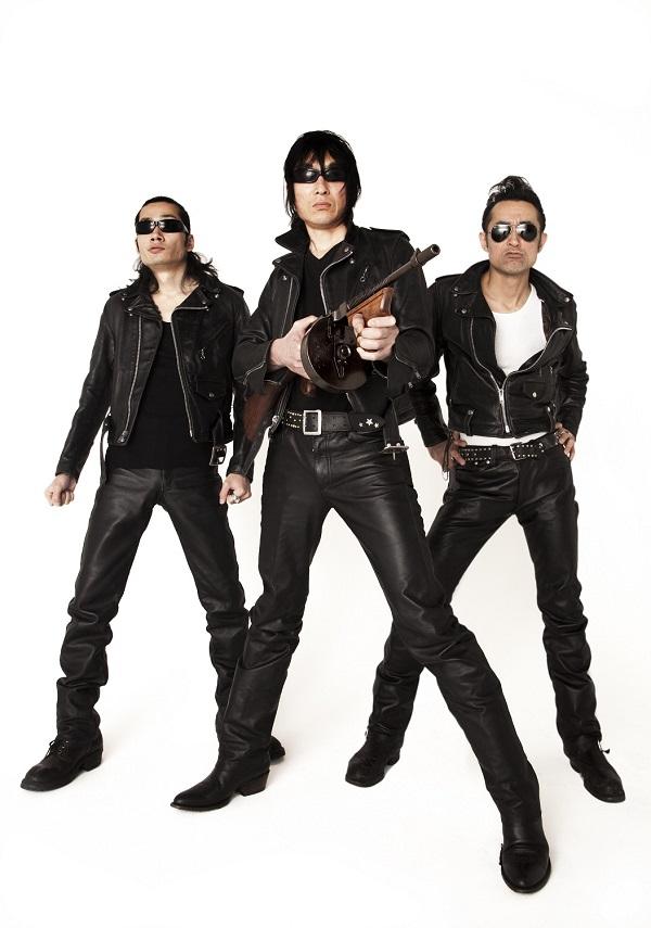 【まさかの昼公演】シェルター25周年幕開けはギターウルフ×DMBQ