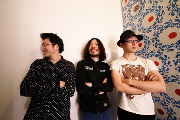 道なき未知を往く男たち ルロウズ1stフル・アルバム『CREOLES』リリース決定