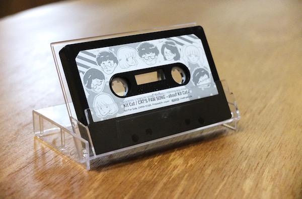 【数量限定】(M)otocompo × Kit Catがカセットテープ・リリース