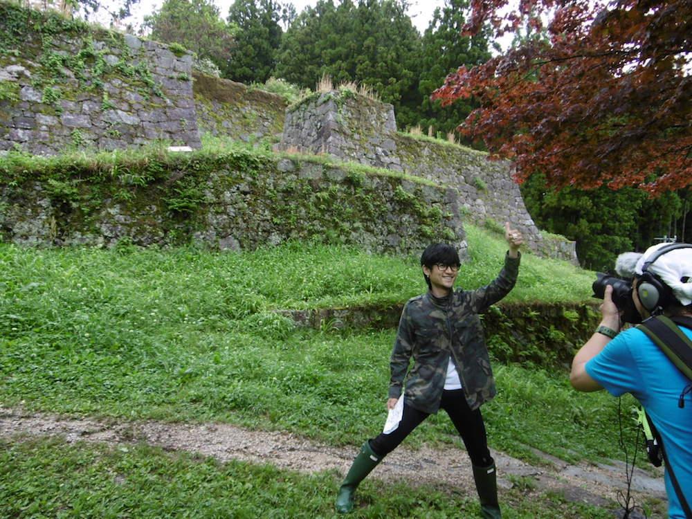 中島卓偉ナビゲートのお城紹介番組10月8日(土)より放送開始