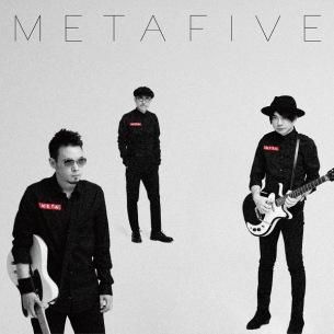 METAFIVE 田島一成が撮影した新AL『METAHALF』ジャケ写公開