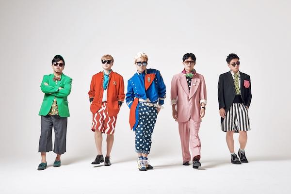 同样出现在Samasoni韩国放克/迪斯科乐队SULTAN OF THE DISCO在日本首演